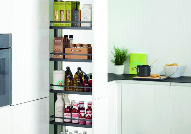 Un tiroir pratique pour ranger vos bouteilles