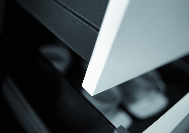 Zoom sur un tiroir de cuisine